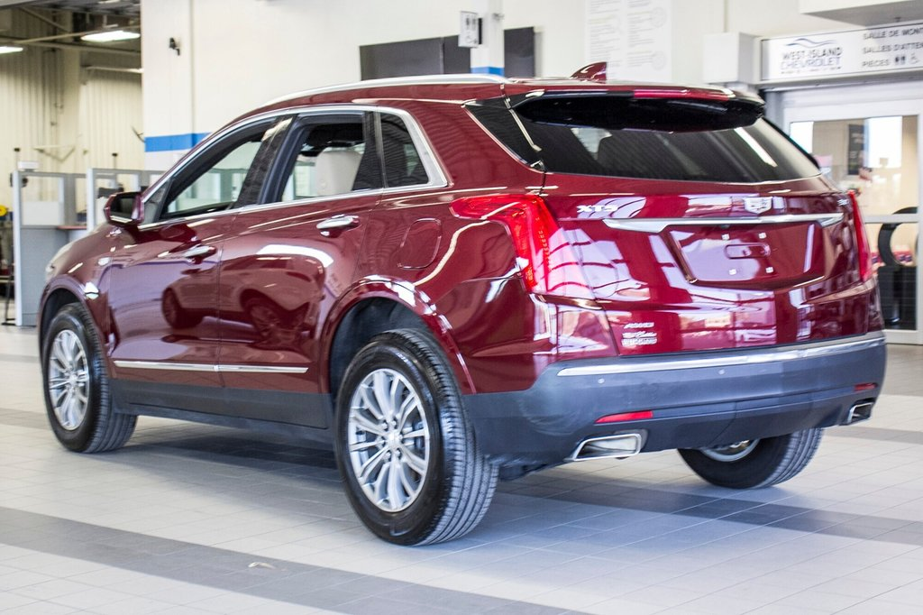 2017 Cadillac XT5 Luxury ** NAVIGATION ** AWD ** 3.99% 60 MOIS ** in Dollard-des-Ormeaux, Quebec - 11 - w1024h768px