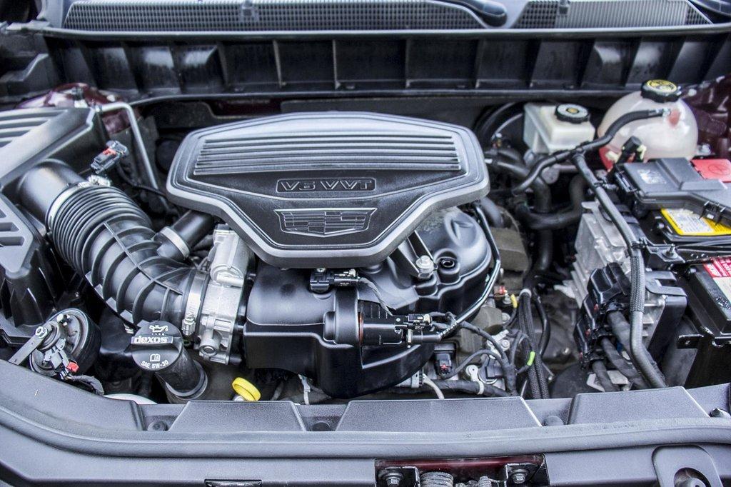 2017 Cadillac XT5 Luxury ** NAVIGATION ** AWD ** 3.99% 60 MOIS ** in Dollard-des-Ormeaux, Quebec - 46 - w1024h768px