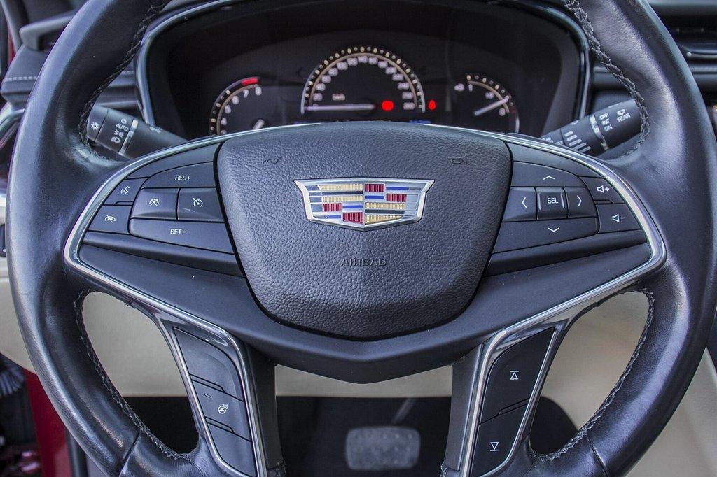 2017 Cadillac XT5 Luxury ** NAVIGATION ** AWD ** 3.99% 60 MOIS ** in Dollard-des-Ormeaux, Quebec - 23 - w1024h768px