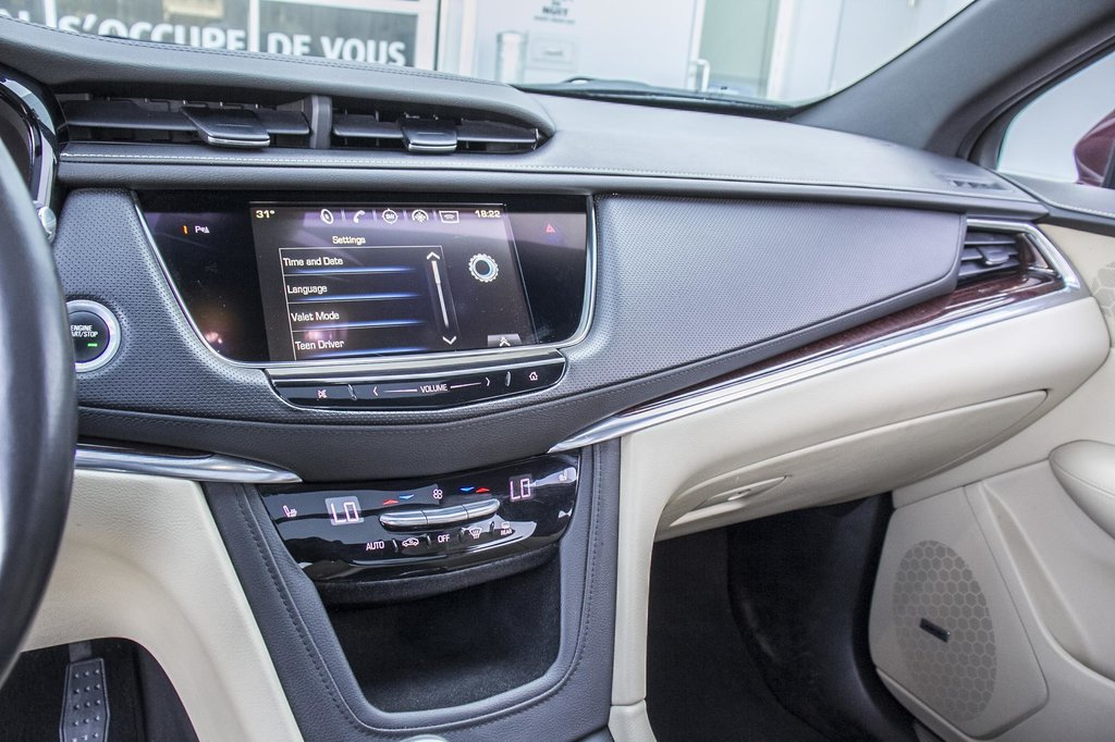 2017 Cadillac XT5 Luxury ** NAVIGATION ** AWD ** 3.99% 60 MOIS ** in Dollard-des-Ormeaux, Quebec - 27 - w1024h768px
