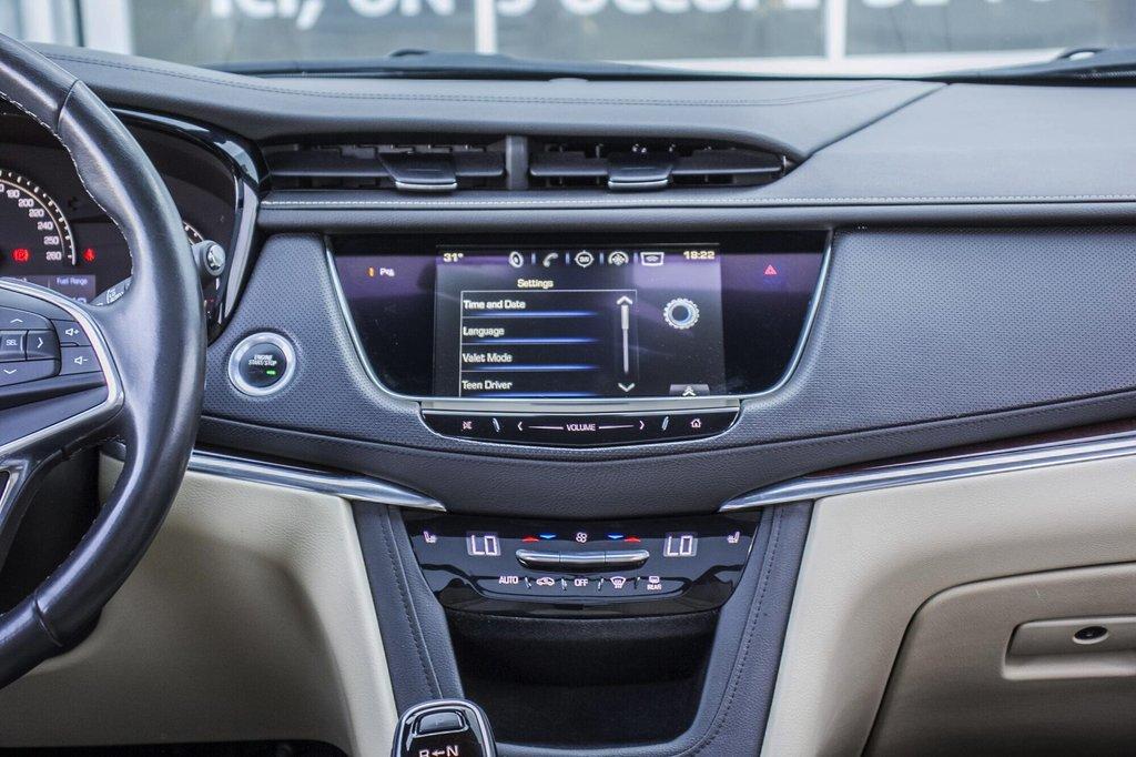2017 Cadillac XT5 Luxury ** NAVIGATION ** AWD ** 3.99% 60 MOIS ** in Dollard-des-Ormeaux, Quebec - 25 - w1024h768px