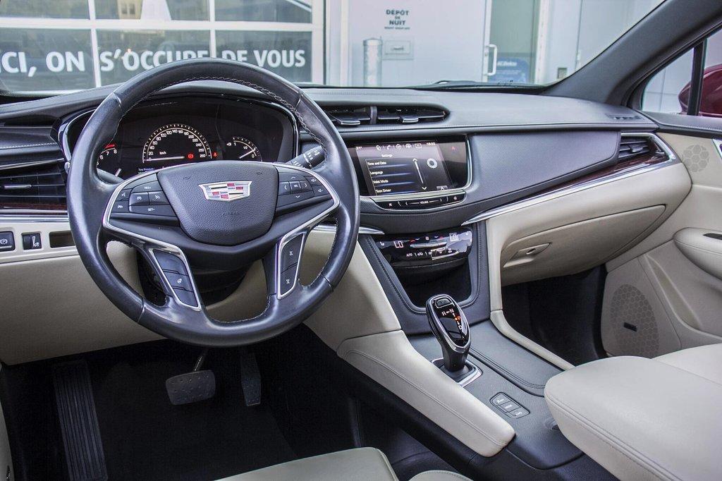 2017 Cadillac XT5 Luxury ** NAVIGATION ** AWD ** 3.99% 60 MOIS ** in Dollard-des-Ormeaux, Quebec - 19 - w1024h768px