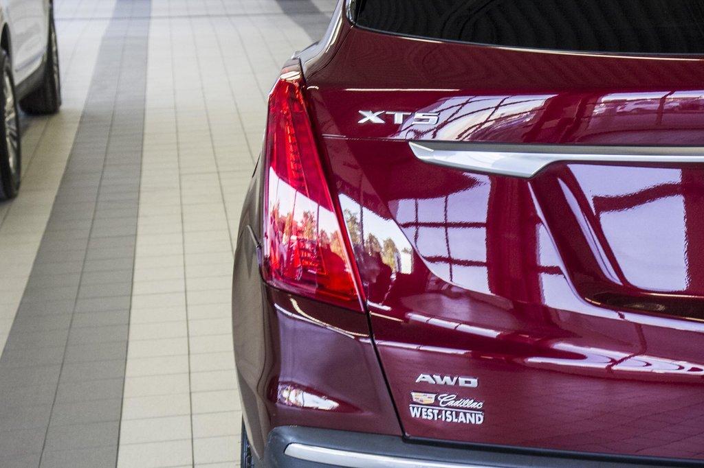 2017 Cadillac XT5 Luxury ** NAVIGATION ** AWD ** 3.99% 60 MOIS ** in Dollard-des-Ormeaux, Quebec - 13 - w1024h768px