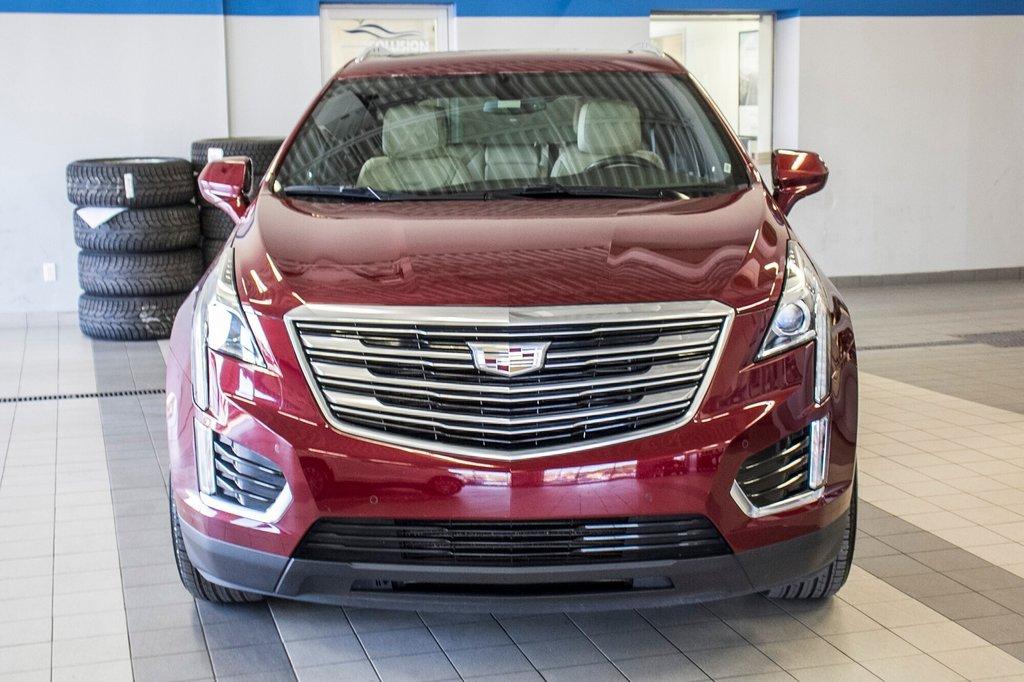 2017 Cadillac XT5 Luxury ** NAVIGATION ** AWD ** 3.99% 60 MOIS ** in Dollard-des-Ormeaux, Quebec - 7 - w1024h768px