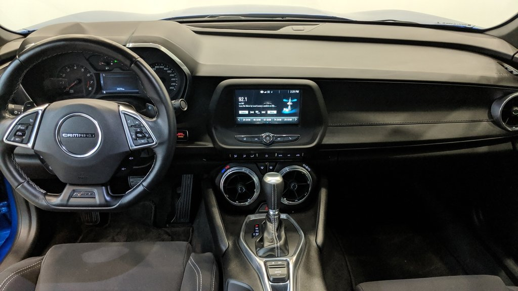 2017 Chevrolet Camaro Coupe 1LT in Regina, Saskatchewan - 14 - w1024h768px