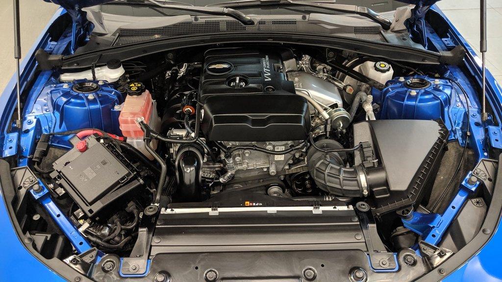 2017 Chevrolet Camaro Coupe 1LT in Regina, Saskatchewan - 18 - w1024h768px