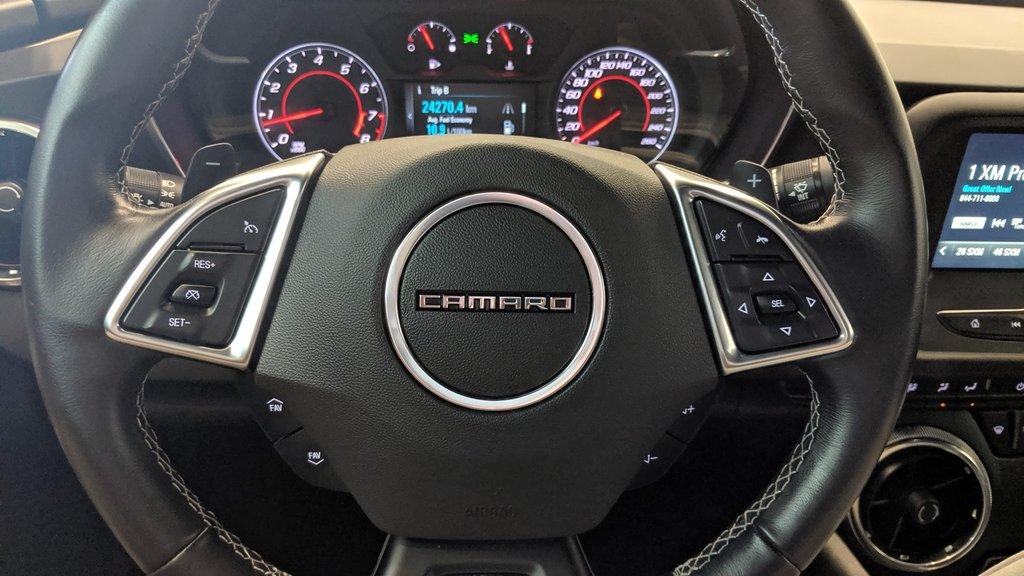 2017 Chevrolet Camaro Coupe 1LT in Regina, Saskatchewan - 5 - w1024h768px