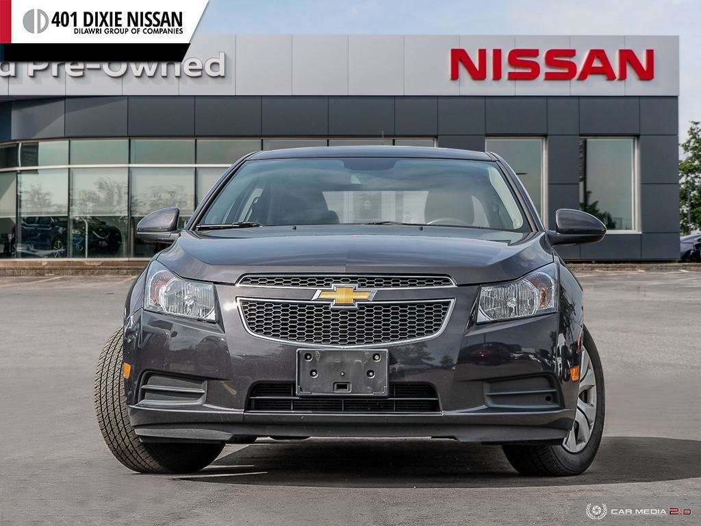 2014 Chevrolet Cruze 1LT in Mississauga, Ontario - 2 - w1024h768px