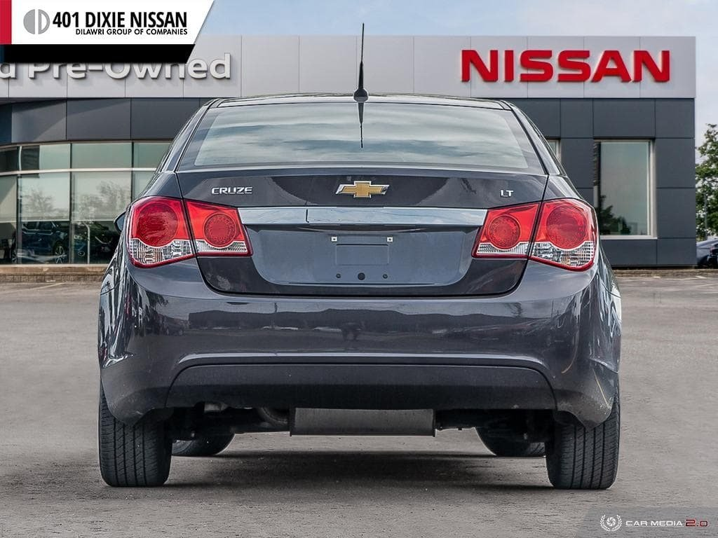 2014 Chevrolet Cruze 1LT in Mississauga, Ontario - 5 - w1024h768px