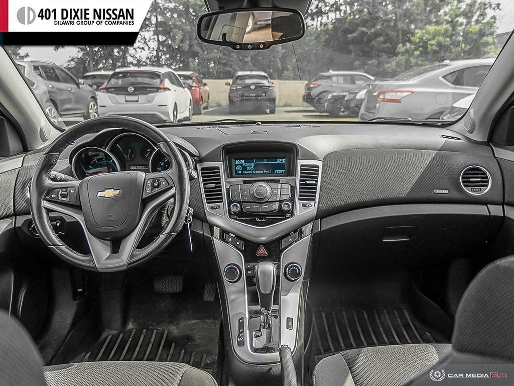 2014 Chevrolet Cruze 1LT in Mississauga, Ontario - 24 - w1024h768px