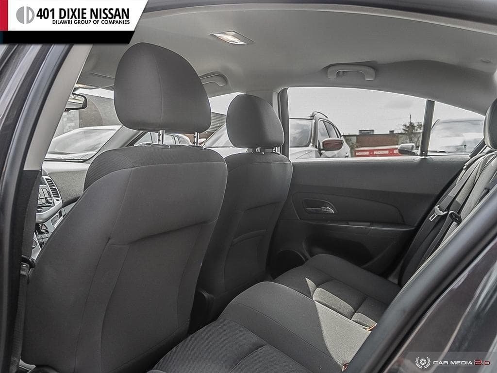 2014 Chevrolet Cruze 1LT in Mississauga, Ontario - 23 - w1024h768px