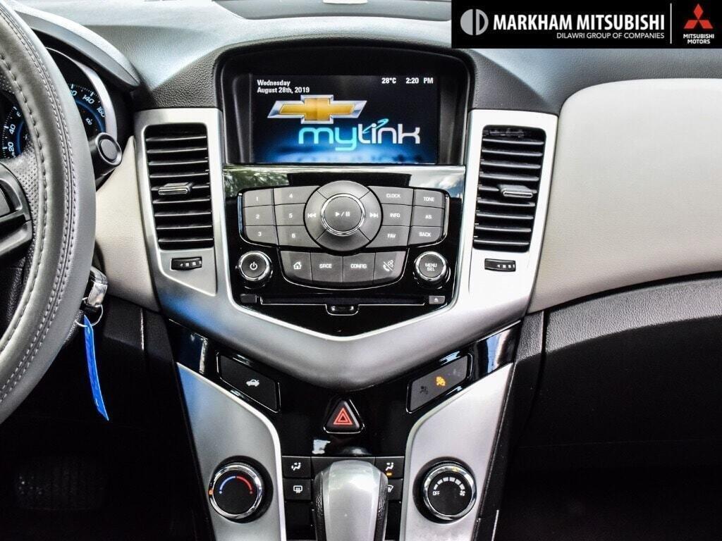 2015 Chevrolet Cruze LT Turbo in Markham, Ontario - 16 - w1024h768px