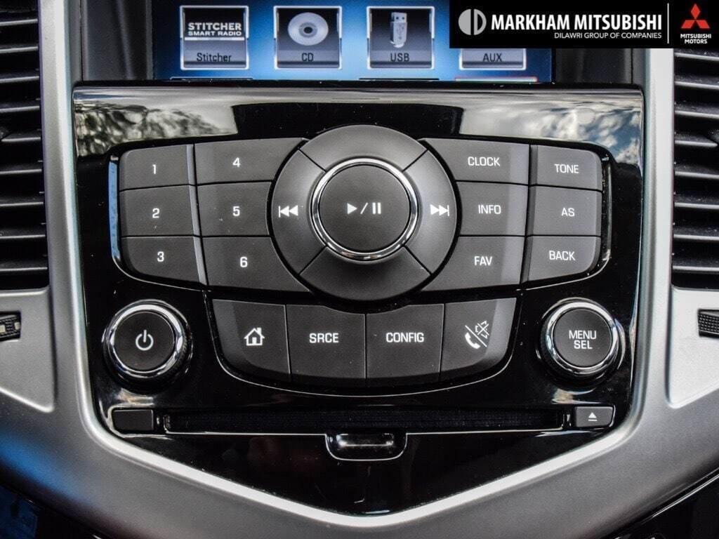 2015 Chevrolet Cruze LT Turbo in Markham, Ontario - 20 - w1024h768px