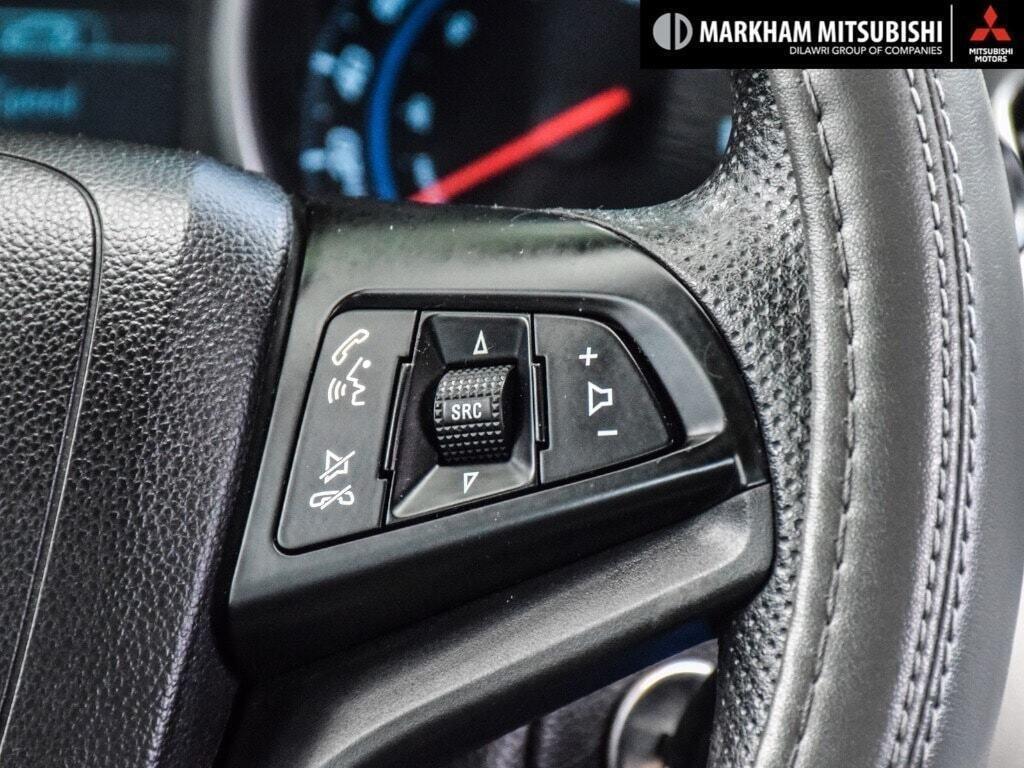 2015 Chevrolet Cruze LT Turbo in Markham, Ontario - 15 - w1024h768px