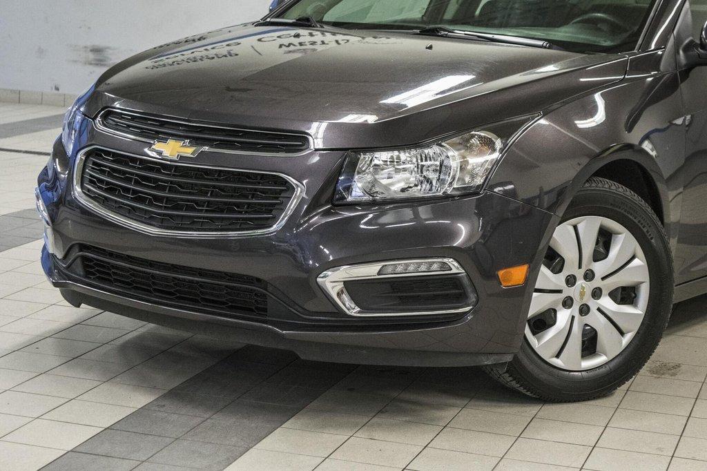 2015 Chevrolet Cruze LT  **GROUPE ELECTRIQUE ** CAMERA ** in Dollard-des-Ormeaux, Quebec - 31 - w1024h768px