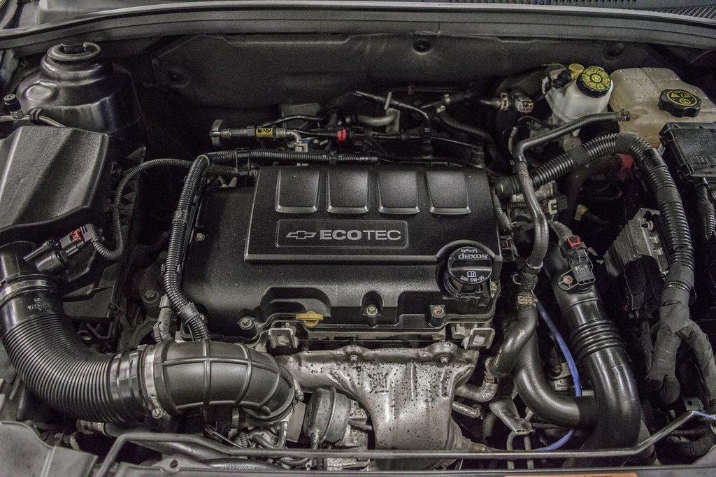2015 Chevrolet Cruze LT  **GROUPE ELECTRIQUE ** CAMERA ** in Dollard-des-Ormeaux, Quebec - 34 - w1024h768px