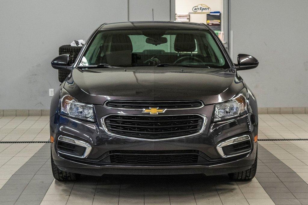 2015 Chevrolet Cruze LT  **GROUPE ELECTRIQUE ** CAMERA ** in Dollard-des-Ormeaux, Quebec - 3 - w1024h768px