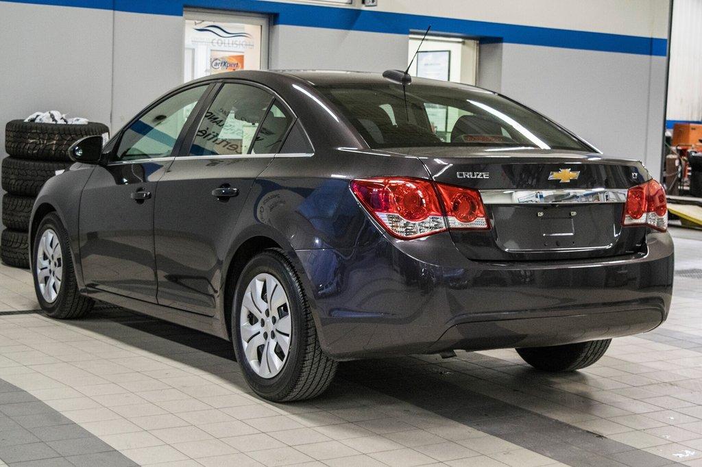 2015 Chevrolet Cruze LT  **GROUPE ELECTRIQUE ** CAMERA ** in Dollard-des-Ormeaux, Quebec - 6 - w1024h768px
