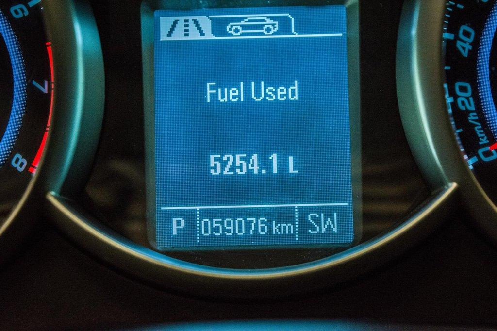 2015 Chevrolet Cruze LT  **GROUPE ELECTRIQUE ** CAMERA ** in Dollard-des-Ormeaux, Quebec - 16 - w1024h768px