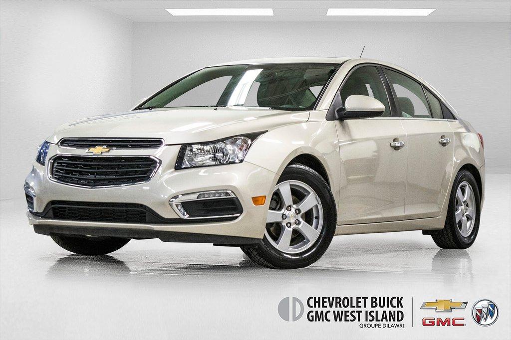 2016 Chevrolet Cruze 2LT ** CUIR ** TOIT ** CAMERA ** in Dollard-des-Ormeaux, Quebec - 1 - w1024h768px