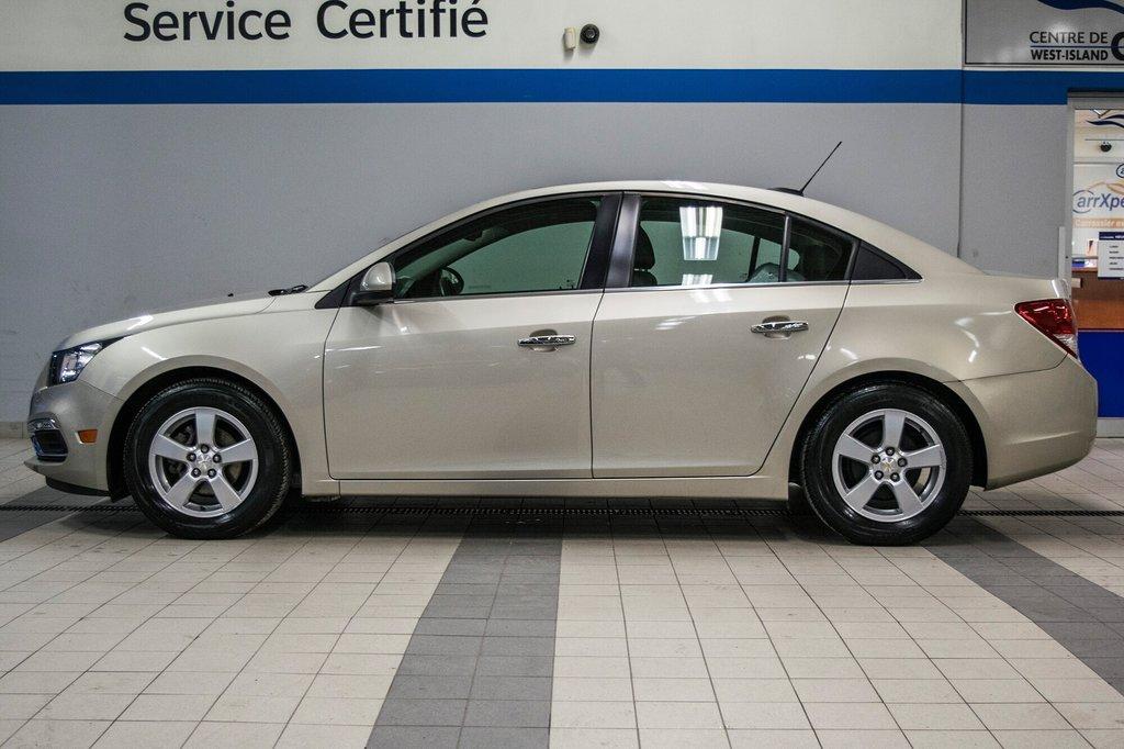 2016 Chevrolet Cruze 2LT ** CUIR ** TOIT ** CAMERA ** in Dollard-des-Ormeaux, Quebec - 5 - w1024h768px