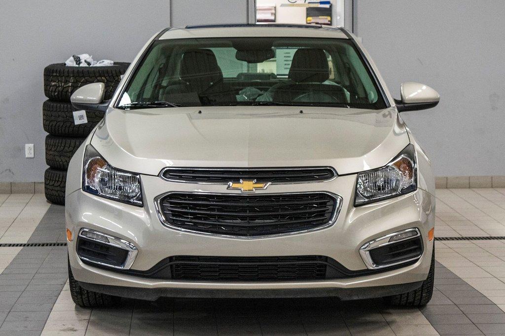 2016 Chevrolet Cruze 2LT ** CUIR ** TOIT ** CAMERA ** in Dollard-des-Ormeaux, Quebec - 3 - w1024h768px