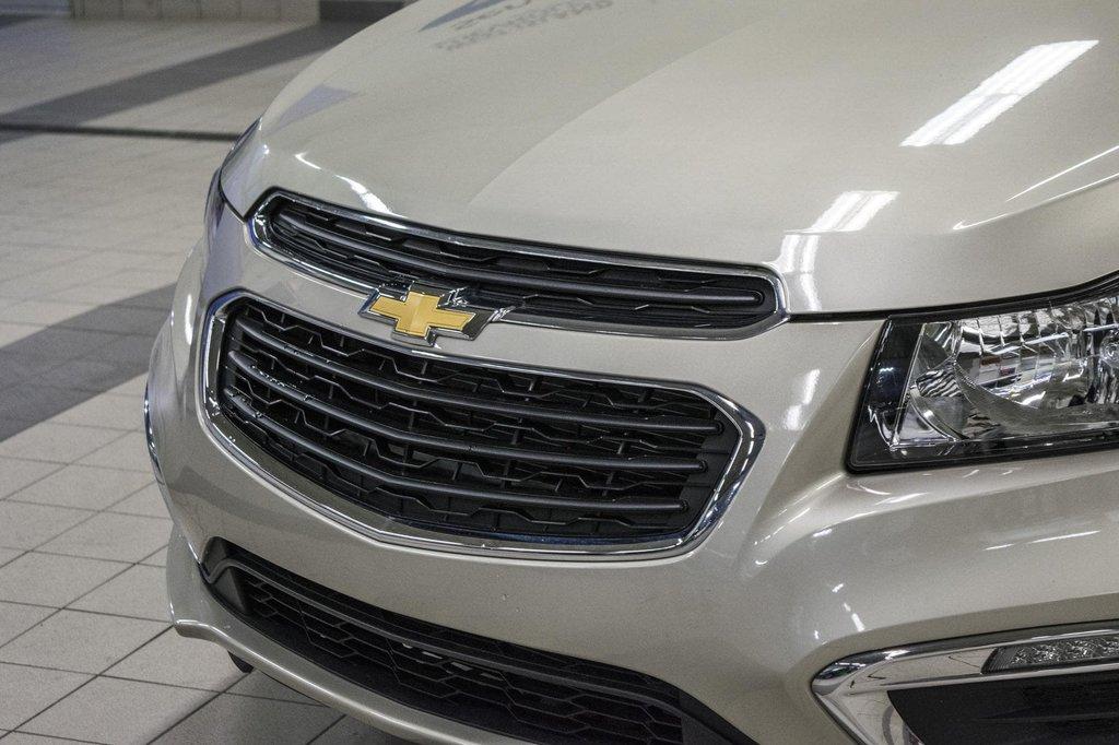 2016 Chevrolet Cruze 2LT ** CUIR ** TOIT ** CAMERA ** in Dollard-des-Ormeaux, Quebec - 38 - w1024h768px