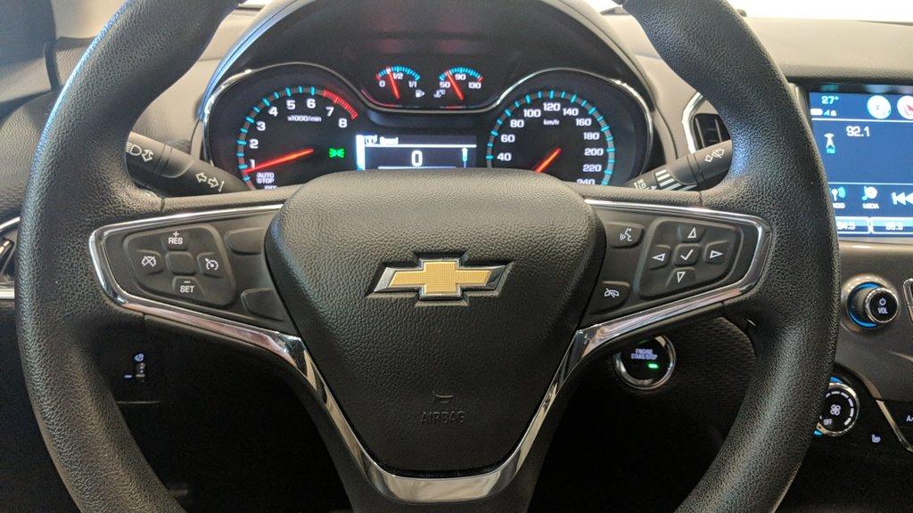 2017 Chevrolet Cruze LT - 6AT in Regina, Saskatchewan - 5 - w1024h768px