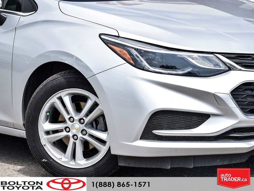 2018 Chevrolet Cruze LT - 6AT in Bolton, Ontario - 5 - w1024h768px