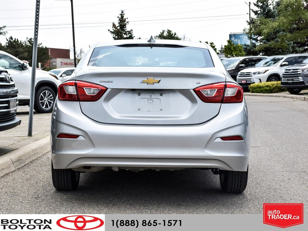 2018 Chevrolet Cruze LT - 6AT in Bolton, Ontario - 4 - w1024h768px