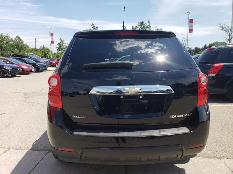 2011 Chevrolet Equinox 1LT FWD 1SB in Mississauga, Ontario - 25 - w1024h768px