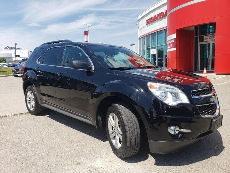 2011 Chevrolet Equinox 1LT FWD 1SB in Mississauga, Ontario - 21 - w1024h768px