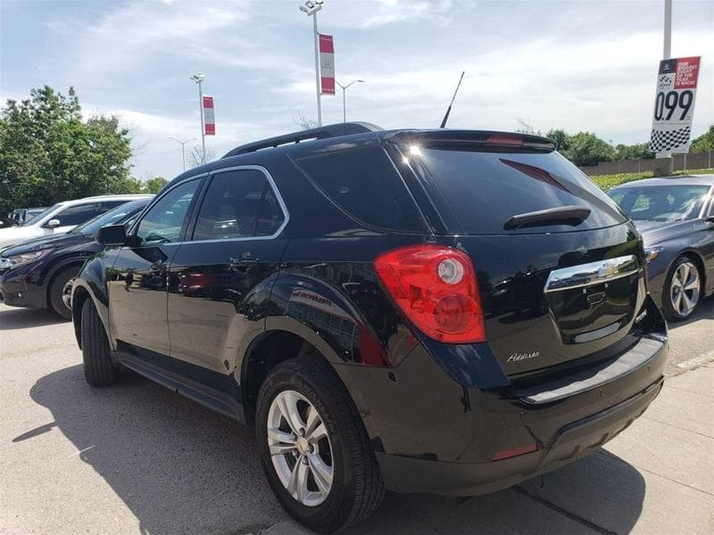 2011 Chevrolet Equinox 1LT FWD 1SB in Mississauga, Ontario - 26 - w1024h768px