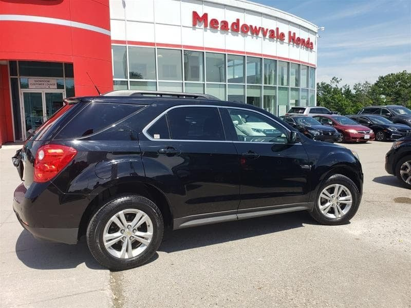2011 Chevrolet Equinox 1LT FWD 1SB in Mississauga, Ontario - 22 - w1024h768px