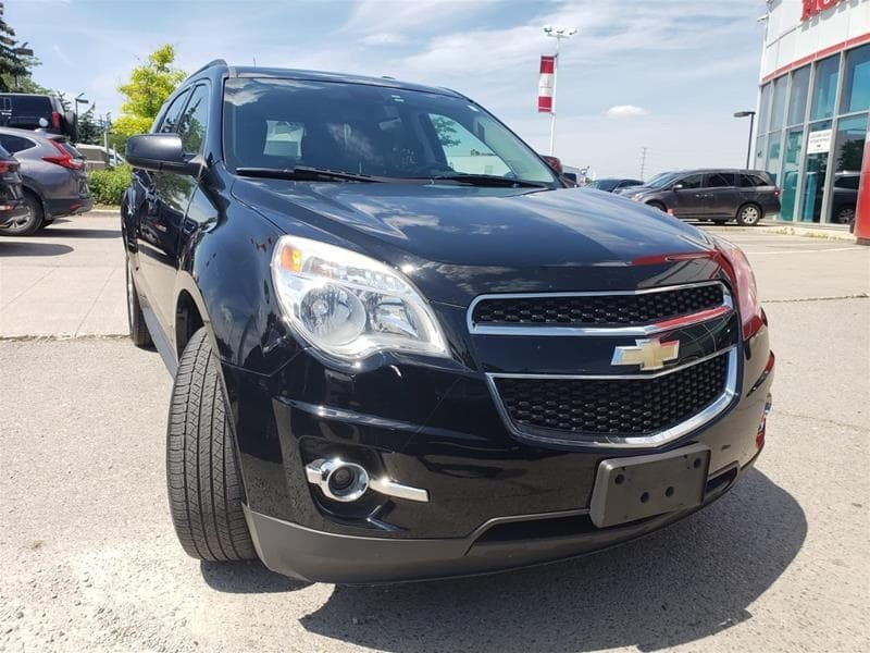 2011 Chevrolet Equinox 1LT FWD 1SB in Mississauga, Ontario - 20 - w1024h768px