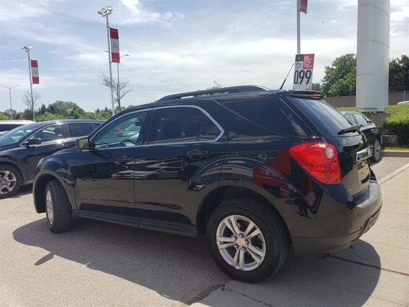 2011 Chevrolet Equinox 1LT FWD 1SB in Mississauga, Ontario - 27 - w1024h768px