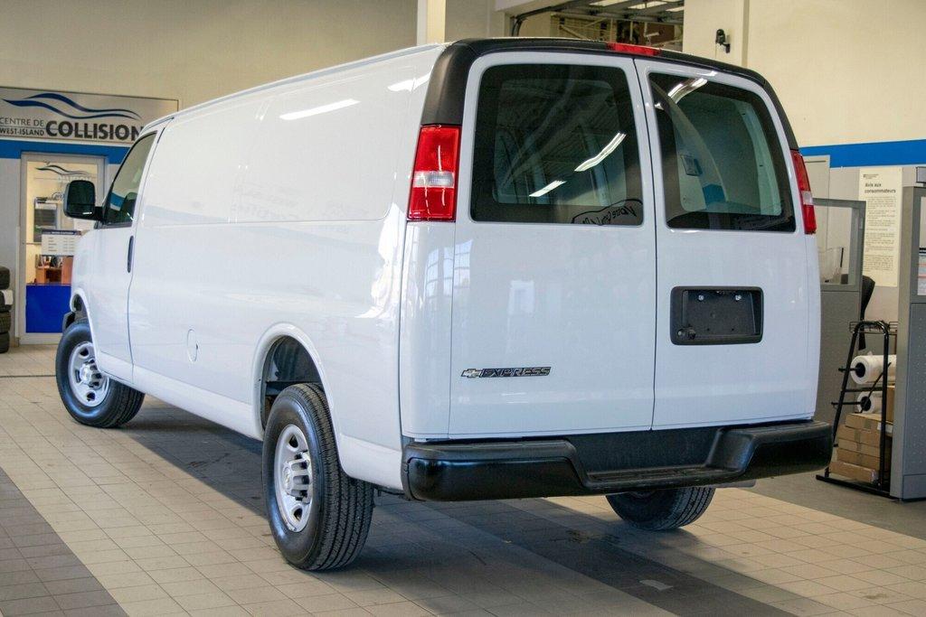 2019 Chevrolet Express 2500 CAMERA RECULE in Dollard-des-Ormeaux, Quebec - 13 - w1024h768px