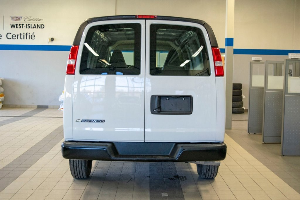 2019 Chevrolet Express 2500 CAMERA RECULE in Dollard-des-Ormeaux, Quebec - 7 - w1024h768px