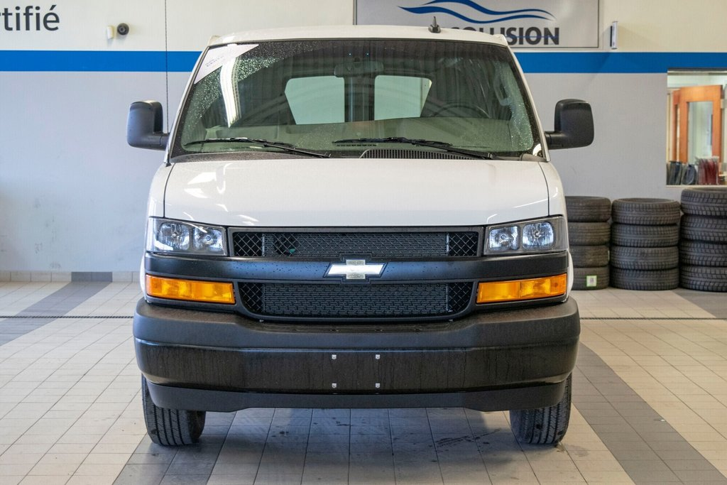 2019 Chevrolet Express 2500 CAMERA RECULE in Dollard-des-Ormeaux, Quebec - 5 - w1024h768px