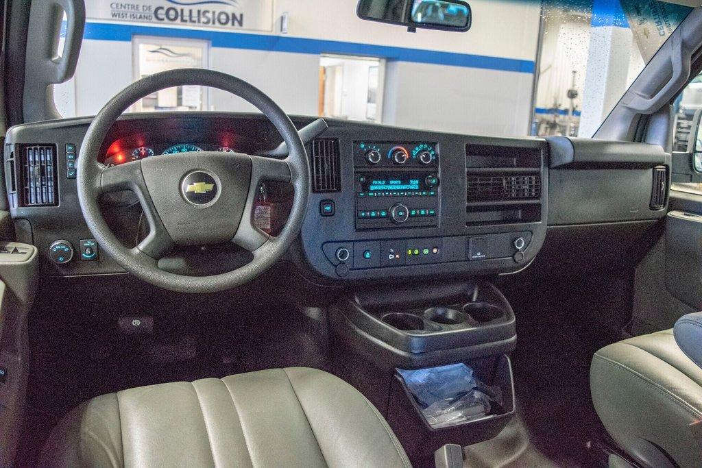 2019 Chevrolet Express 2500 CAMERA RECULE in Dollard-des-Ormeaux, Quebec - 16 - w1024h768px