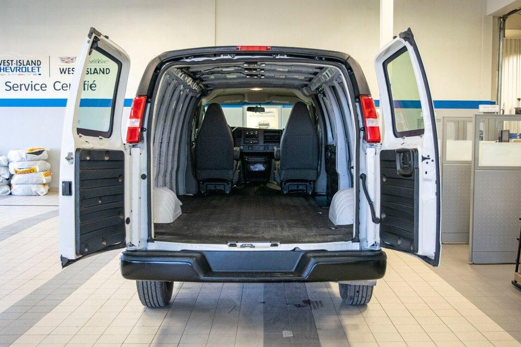 2019 Chevrolet Express 2500 CAMERA RECULE in Dollard-des-Ormeaux, Quebec - 12 - w1024h768px