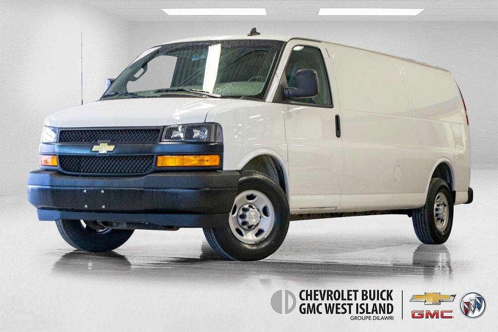 2019 Chevrolet Express 2500 CAMERA RECULE in Dollard-des-Ormeaux, Quebec - 1 - w1024h768px