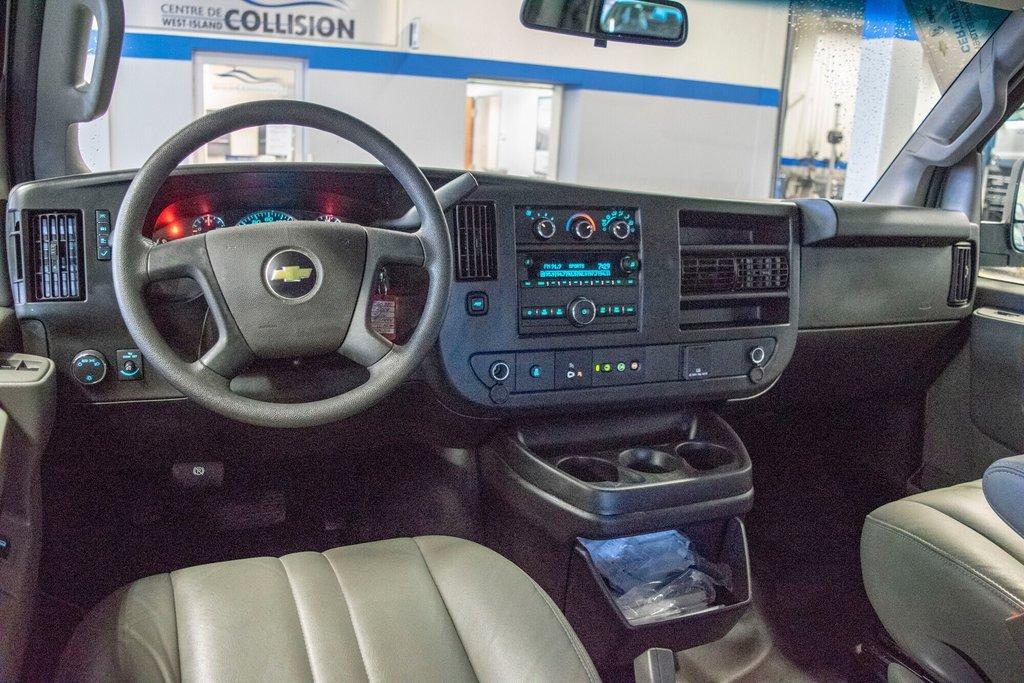 2019 Chevrolet Express 2500 CAMERA DE RECULE in Dollard-des-Ormeaux, Quebec - 16 - w1024h768px