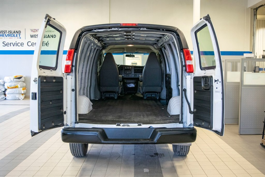2019 Chevrolet Express 2500 CAMERA DE RECULE in Dollard-des-Ormeaux, Quebec - 12 - w1024h768px
