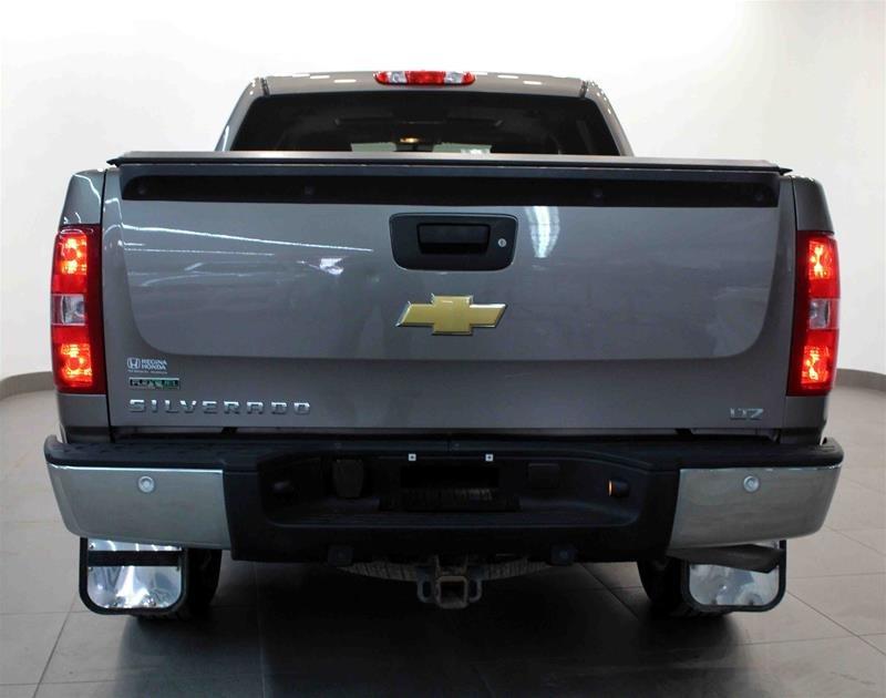 2012 Chevrolet Silverado 1500 LTZ Crew Cab Short Box 4WD 1SD in Regina, Saskatchewan - 19 - w1024h768px