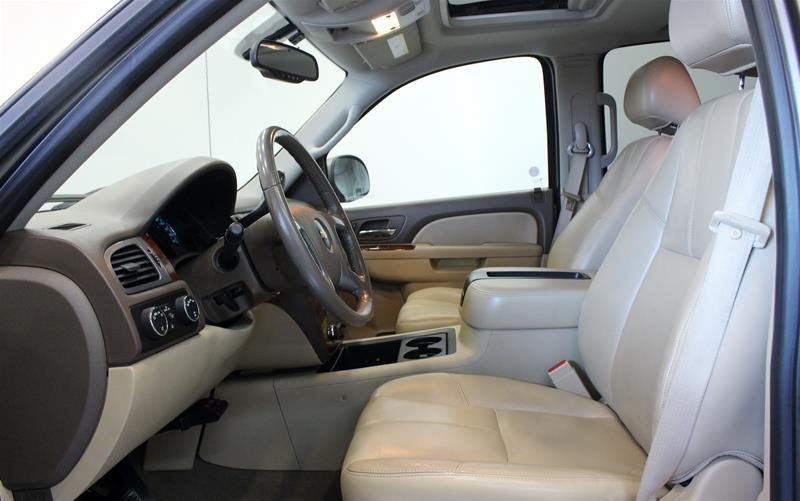 2012 Chevrolet Silverado 1500 LTZ Crew Cab Short Box 4WD 1SD in Regina, Saskatchewan - 9 - w1024h768px