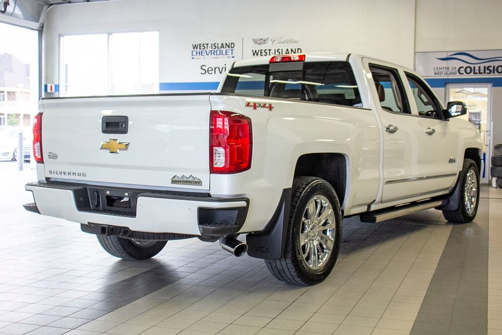 2016 Chevrolet Silverado 1500 High Country **CUIR ** TOIT ** GPS **CAMERA ** in Dollard-des-Ormeaux, Quebec - 10 - w1024h768px