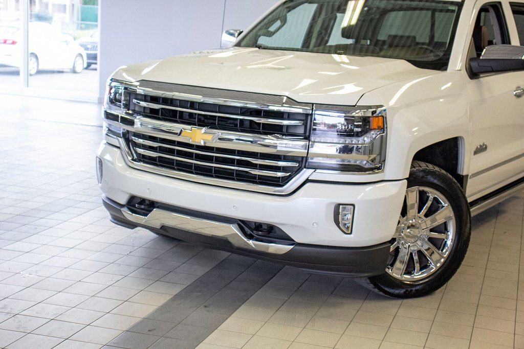2016 Chevrolet Silverado 1500 High Country **CUIR ** TOIT ** GPS **CAMERA ** in Dollard-des-Ormeaux, Quebec - 36 - w1024h768px
