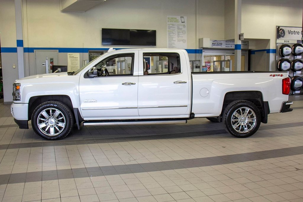 2016 Chevrolet Silverado 1500 High Country **CUIR ** TOIT ** GPS **CAMERA ** in Dollard-des-Ormeaux, Quebec - 6 - w1024h768px