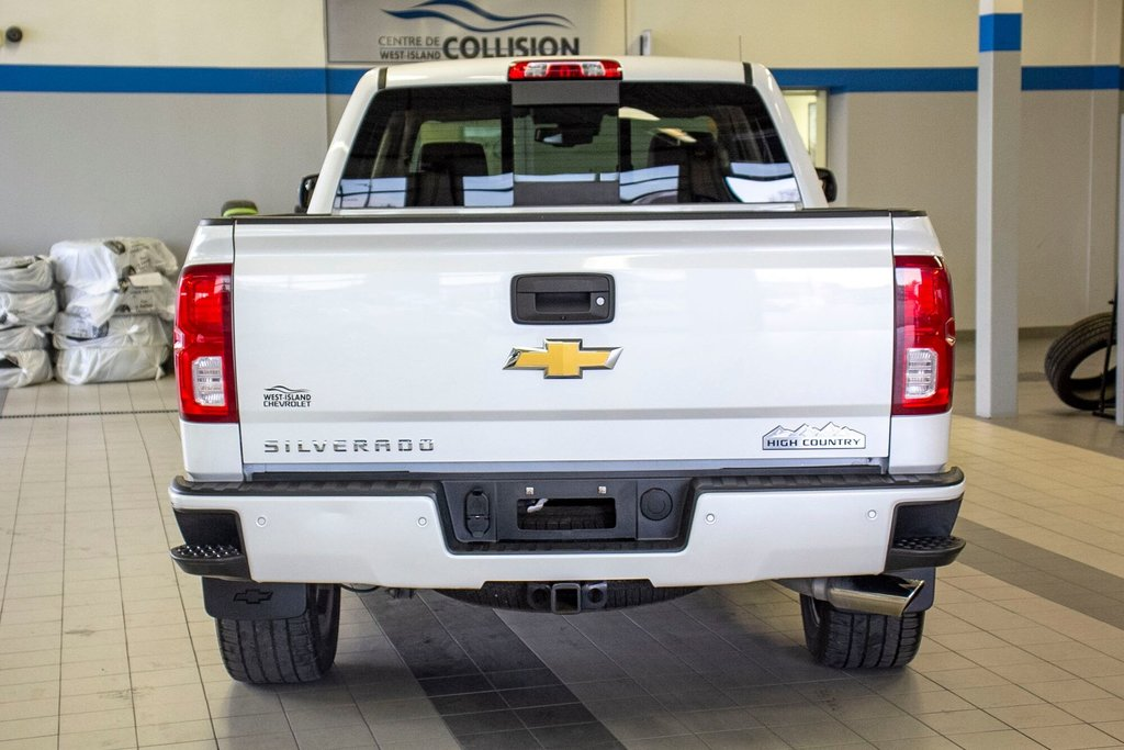 2016 Chevrolet Silverado 1500 High Country **CUIR ** TOIT ** GPS **CAMERA ** in Dollard-des-Ormeaux, Quebec - 9 - w1024h768px